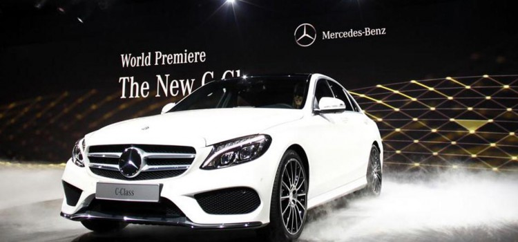 Mercedes-Benz – metų automobilis.